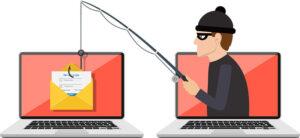 Phishing-veilige-computer-of-laptop